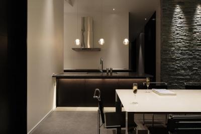 キッチン (IM山荘)