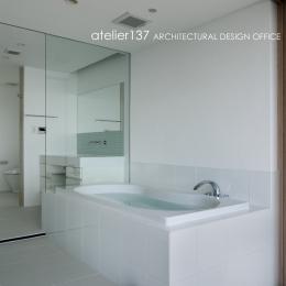 028熱海伊豆山Yさんの家 (浴室)