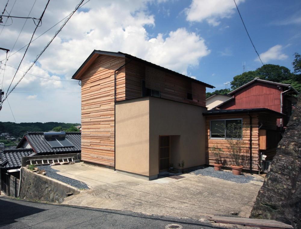 大蔵の家(リフォーム) (外観)