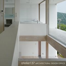 028熱海伊豆山Yさんの家 (吹抜)