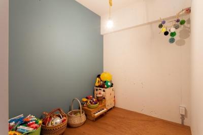 子供部屋 (音楽と珈琲でつながる家族の時間)