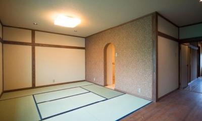 下鴨の家 (寝室)