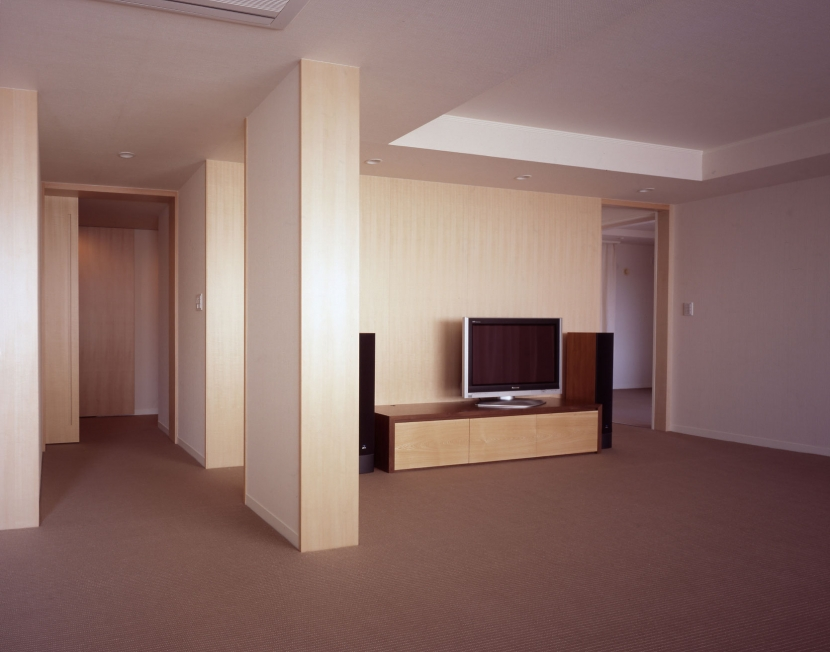 hayashi houseの部屋 リビングダイニング3