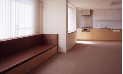 hayashi house (リビングダイニング2)