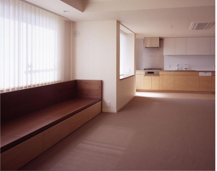 hayashi houseの部屋 リビングダイニング2