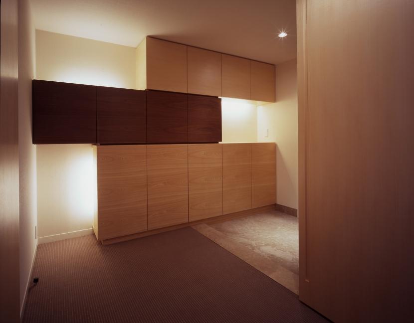 hayashi houseの部屋 玄関