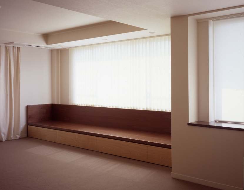 デザイナー:関 洋「hayashi house」