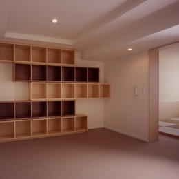 hayashi house (ベッドルーム)