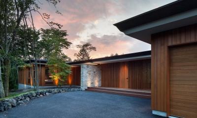 YM山荘 (外観)