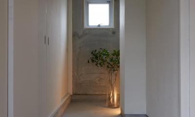 「白」の選び方 (玄関)