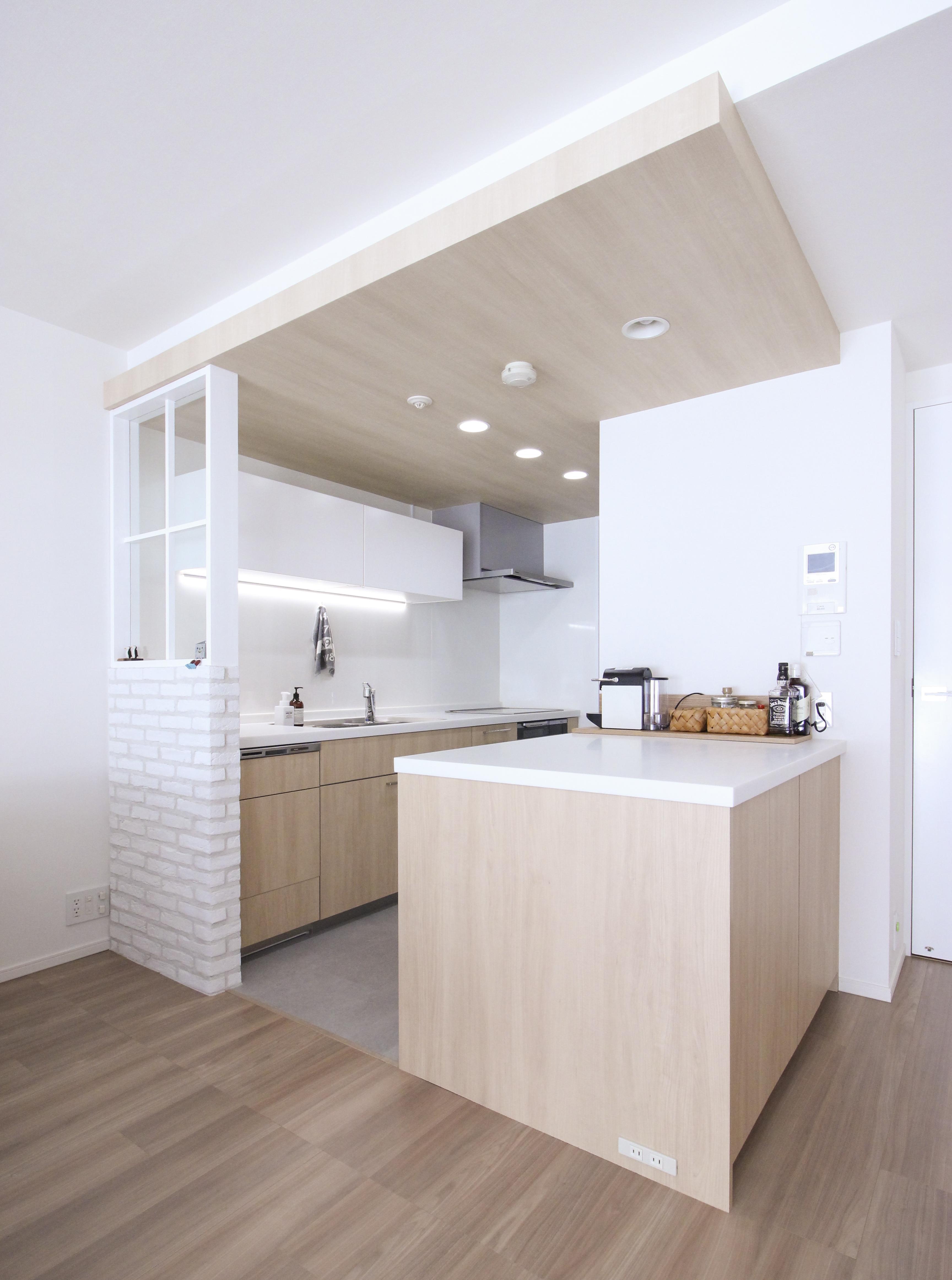 建築家:碧山美樹「建築家とつくりあげた理想のリノベーション空間」
