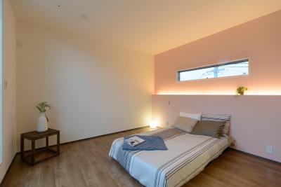 ベッドルーム (OTOKOMAE)