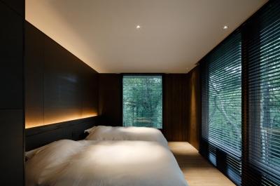 寝室 (OW山荘)