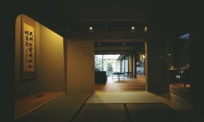 和室|ならまちの家