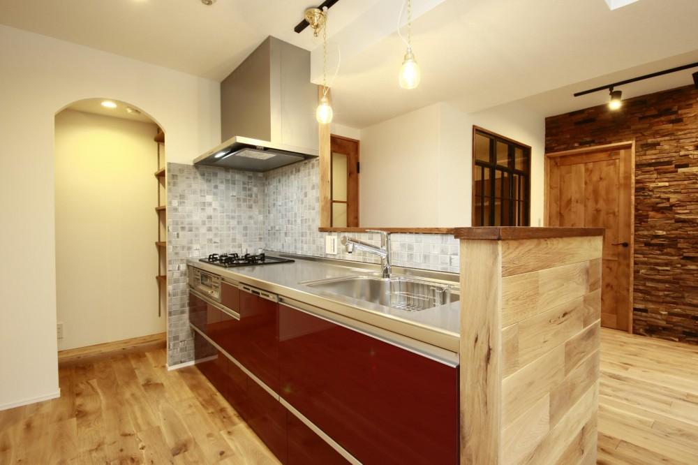 『鎌倉Luxury』 (キッチン)