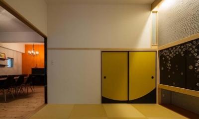 和室|R.107 renov.