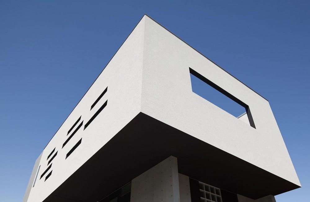 Y9-house 「空中の造形」 (外観)