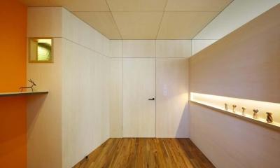 施術室|ももの木鍼灸院 renov.