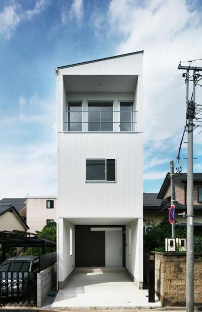 外観 (川口の家)