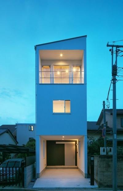 川口の家 (外観)