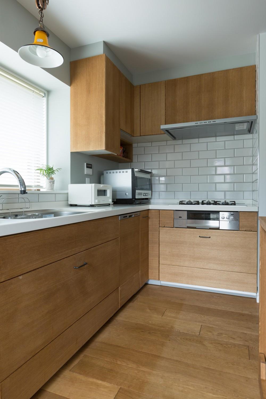 【2×4】BOW WINDOW (キッチン)