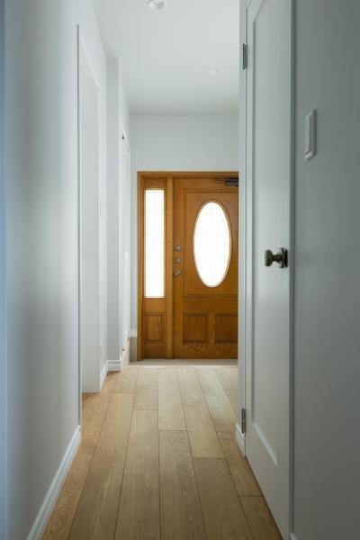 廊下 (【2×4】BOW WINDOW)
