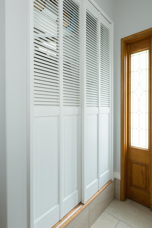 【2×4】BOW WINDOW (玄関収納)