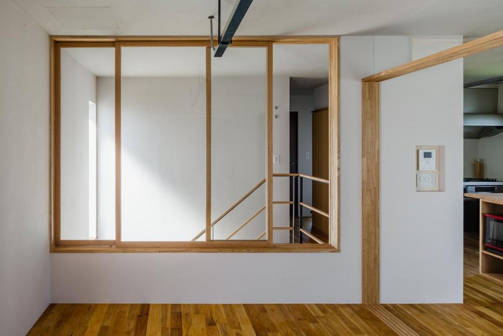 アトリエのある家 HouseNK (予備室)