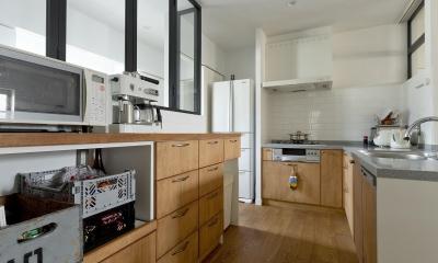 N.Y.style (キッチン)