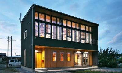 岡本の家 (外観2)