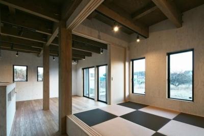 岡本の家 (LDK)