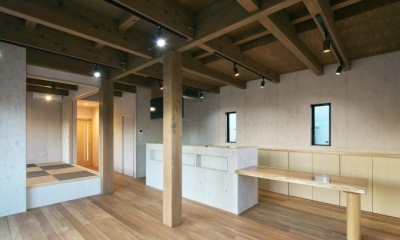 岡本の家 (LDK2)
