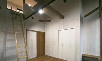 岡本の家 (居室)
