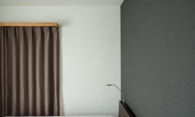たまプラーザのリノベーション(横浜市青葉区) (主寝室)