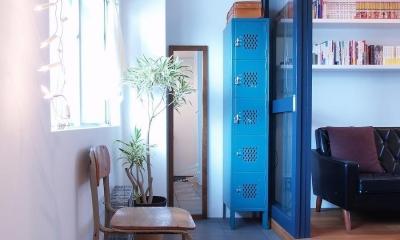 tori-「かもめ食堂」と「居酒屋」をひとつに (玄関)