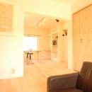 Kensuke Morimotoの住宅事例「渦森台18号その1 409号室 2005年」