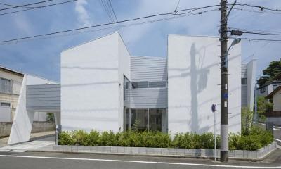 永福の二世帯住宅