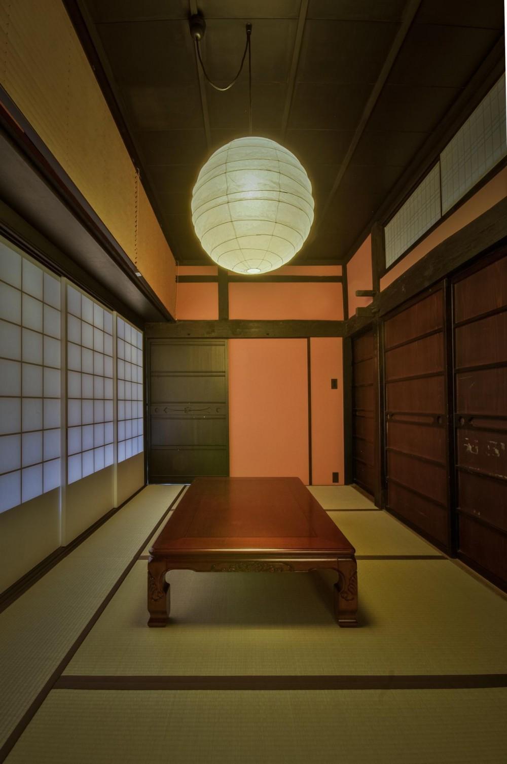 美山のK邸改修 (応接スペース(和室))