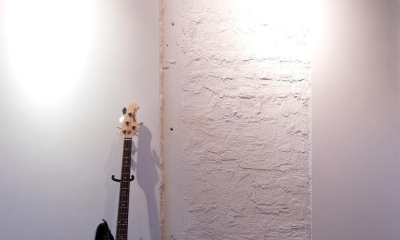 Nogi-壁一面の本棚 2歩進んだリノベとは