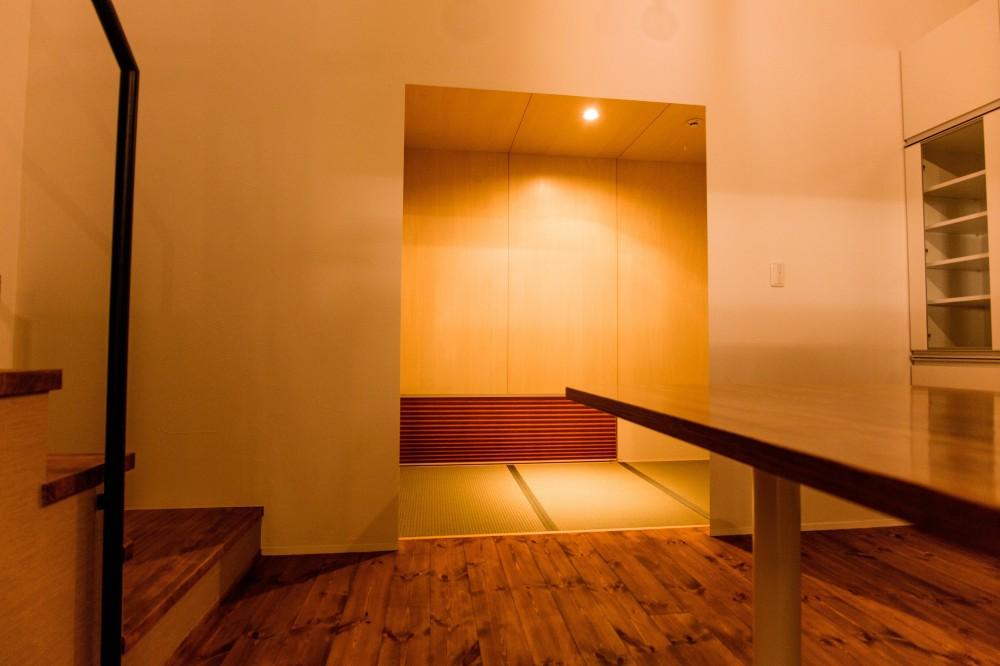 銅町の家 Ⅱ (和室)