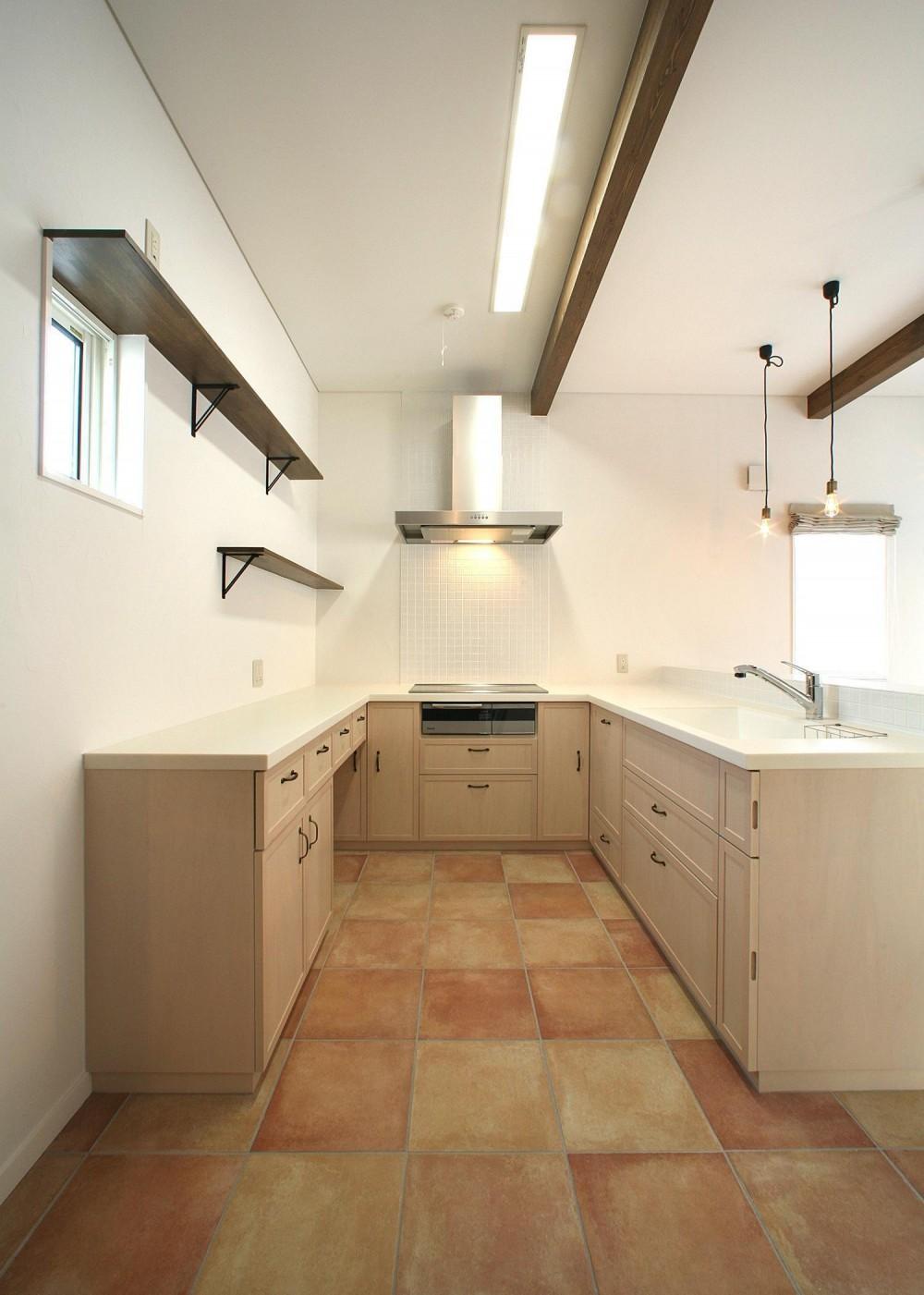 キッチン (陣場の家)