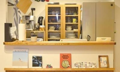 好きなモノを眺める暮らし (Kitchen)