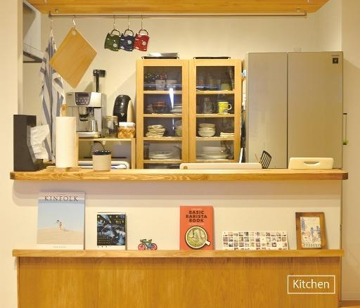 好きなモノを眺める暮らしの写真 Kitchen