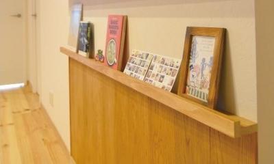 好きなモノを眺める暮らし (Book rack)