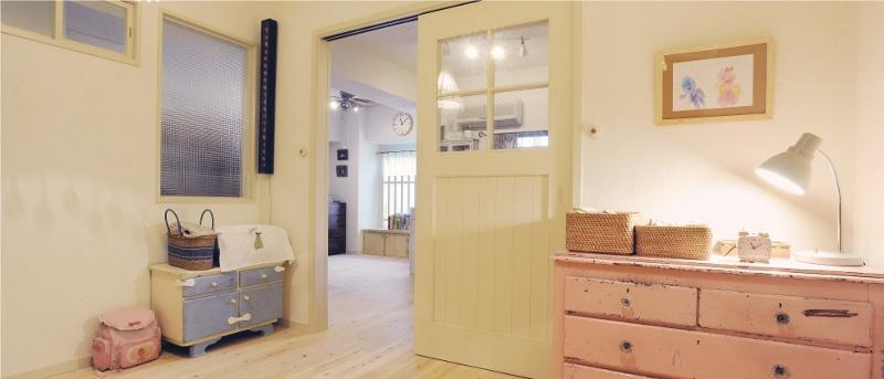アンティーク家具が似合う部屋の部屋 Children's room