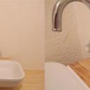 アンティーク家具が似合う部屋の写真 Washstand