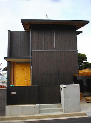 奈良の家   K 邸     2014の写真 北面外観