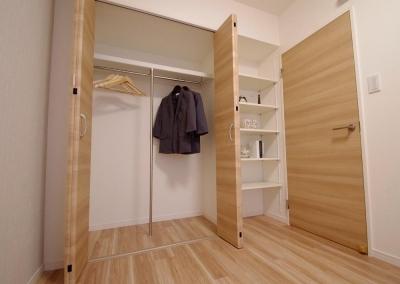 洋室 (動線や暮らしやすさをしっかりと考えた快適な住まい)