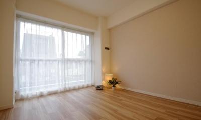 動線や暮らしやすさをしっかりと考えた快適な住まい (洋室2)