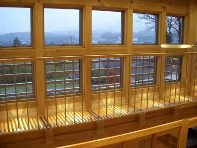 窓 (ヨコの家)
